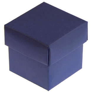 blue in the box